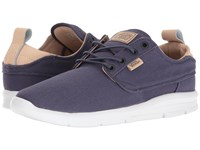 Vans Brigata Lite Candl Crown Blue Men's Skate Shoes Navy