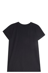 Rta Denim Zoe T Shirt Black
