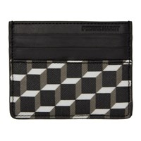 Pierre Hardy Black And White Petite Maroquinerie Card Holder
