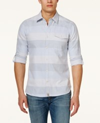 Barbour Men's Sailor Shirt Sky Blue