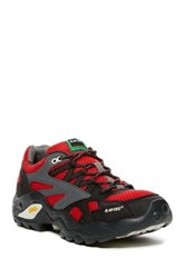 Hi Tec V Lite Flash Force Low I Sneaker Red