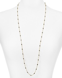 Officina Bernardi Beaded Necklace 36 Gold