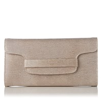 Lk Bennett L.K. Laura Clutch Metallic