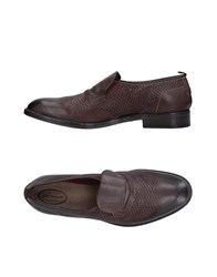 Barracuda Loafers Dark Brown