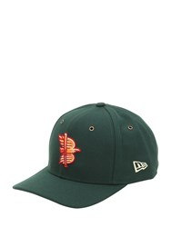 New Era 59Fifty Embroidered Hat Green