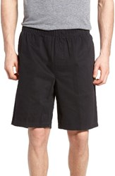 Quiksilver Men's Waterman Collection 'Cabo 5' Swim Trunks Black