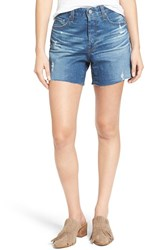 Ag Jeans Women's Alex Cutoff Denim Boyfriend Shorts