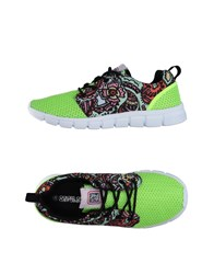Colors Of California Sneakers Acid Green
