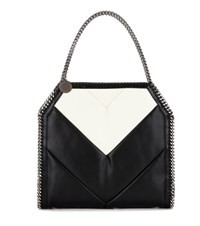Stella Mccartney Falabella Quilted Handbag Black