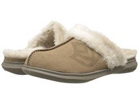 Spenco Supreme Slide Taupe Women's Slippers