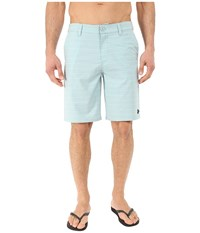 Rip Curl Mirage Line Up Boardwalk Aqua Men's Shorts Blue