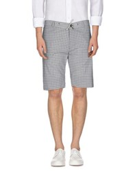 Vivienne Westwood Man Trousers Bermuda Shorts Men Grey