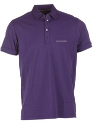 Galvin Green Mills Polo Plum