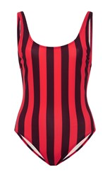Solid And Striped Anne Marie Swimsuit Stripe