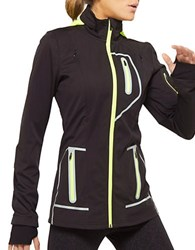 Mpg Rex Running Jacket Black