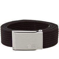 Fjall Raven Fjallraven Merano Canvas Belt Black
