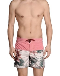 Roy Rogers Roy Roger's Swimming Trunks Coral