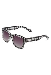 Kiomi Sunglasses Black White