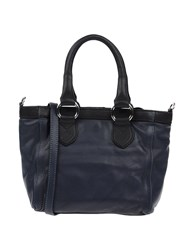 Innue' Handbags Dark Blue