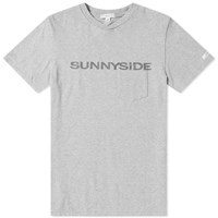 Engineered Garments Sunnyside Tee Grey