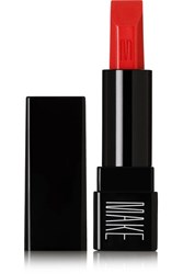 Make Beauty Matte Lipstick Scarlet Red