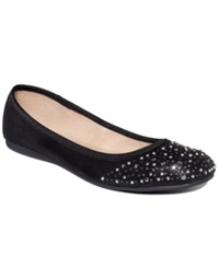 Style And Co. Angelynn Flats Women's Shoes Black