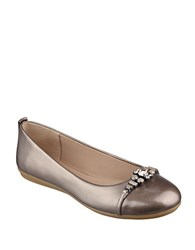 Easy Spirit Getfestive Flats Brown