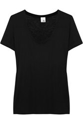 Iris And Ink Slub Jersey T Shirt