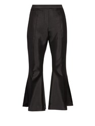Ellery Wally Flared Cropped Trousers