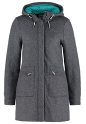 Craghoppers Outdoor Jacket Charcoal Marl Dark Grey