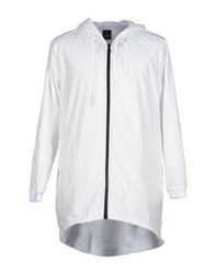 Mnml Couture Coats And Jackets Jackets Men White