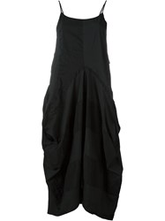 Uma Wang Bubble Hem Dress Black