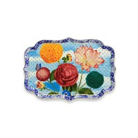 Pip Studio Royal Pip Tray Royal Flowers