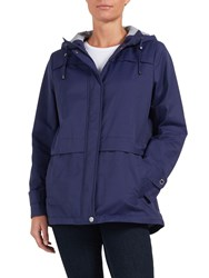 Four Seasons Sports Parka Navy