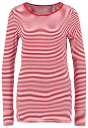 Gap Long Sleeved Top Red Stripe