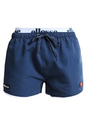 Ellesse Nasello Swimming Shorts Dress Blues Dark Blue