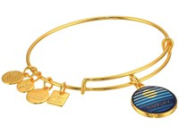 Alex And Ani Charity By Design Simplify Bangle Yellow Gold Bracelet