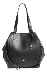 Lodis Downtown Charlize Rfid Leather Tote Black