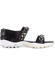 Givenchy Chain Trim Sandals