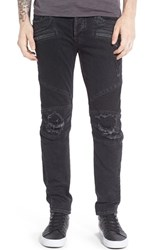 Hudson Jeans Men's 'Blinder' Skinny Fit Moto Hostile