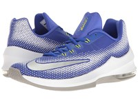 Nike Air Max Infuriate Low Paramount Blue White Deep Royal Blue Men's Basketball Shoes