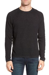 James Perse Men's Thermal Top Night Shad