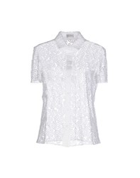 Philosophy Di Alberta Ferretti Shirts Shirts Women White