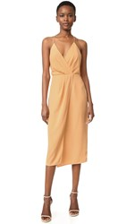 Keepsake Rescue Me Dress Caramel