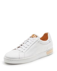 Magnanni Boltan Caballero Leather Low Top Sneakers White
