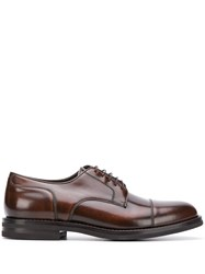 Brunello Cucinelli Polished Derby Shoes 60