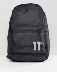 11 Degrees Backpack In Black