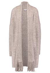 Warehouse Cardigan Neutral Beige