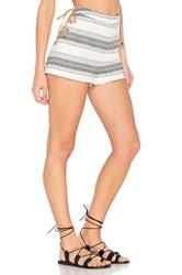 Dolce Vita Holly Short Black And White