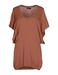 Byblos Sweaters Light Brown